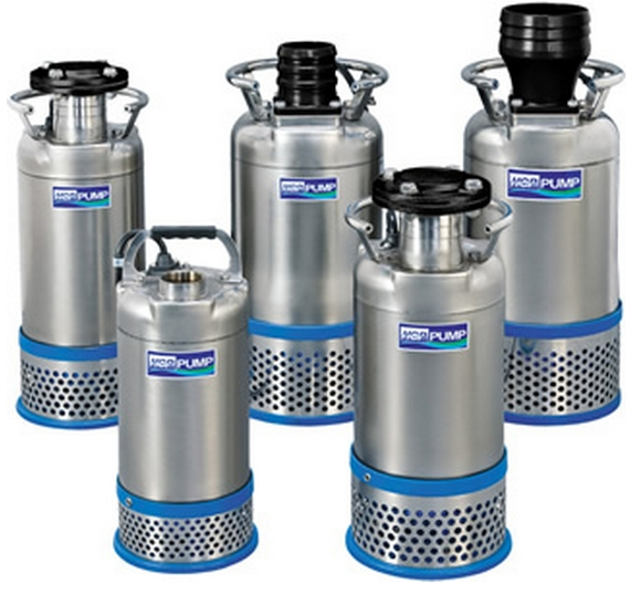 AS submersible dewatering pumps
