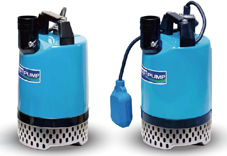 GD and GDR submersible pumps HCP