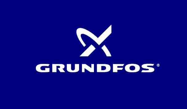 Grundfos waterpompen